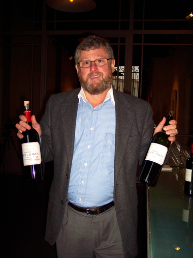 Austin Wine Guy at Lynch Bages
